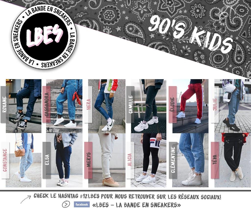LBES 90 kids