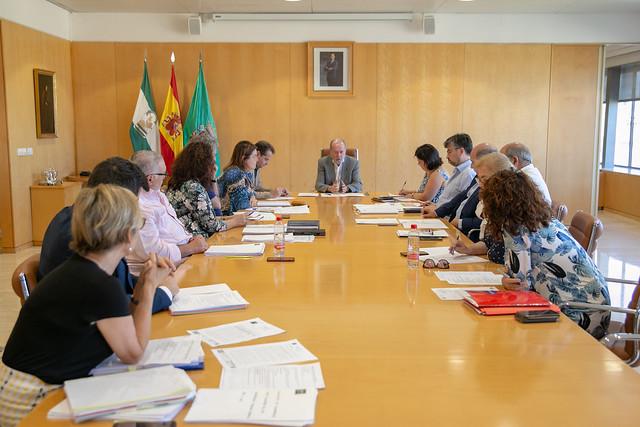 07-300719 Reunión Diputados y Directores de Área.