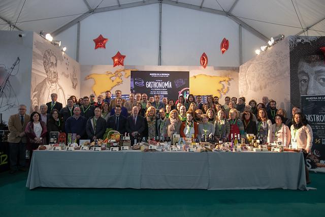 12-121219 Feria Gastronomía.