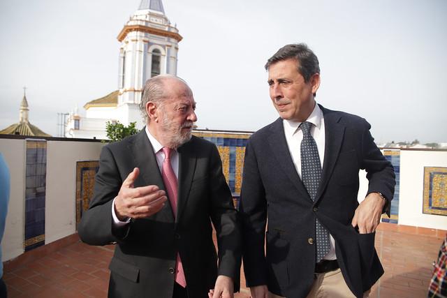 02-120220 Visita municipio de Pilas.