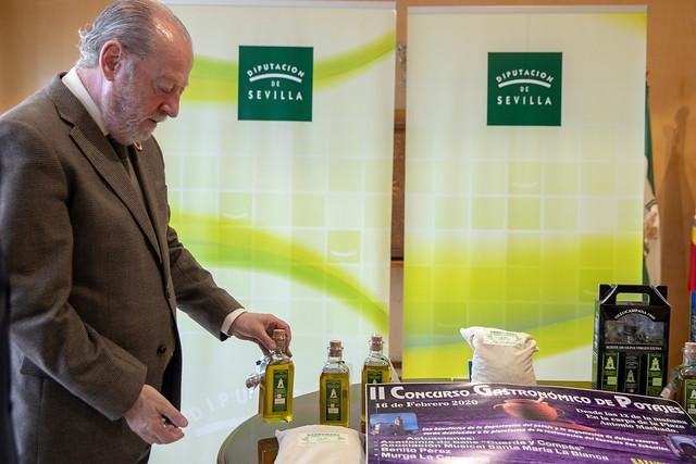 02-130220 Present Concurso Gastronómico, La Campana.