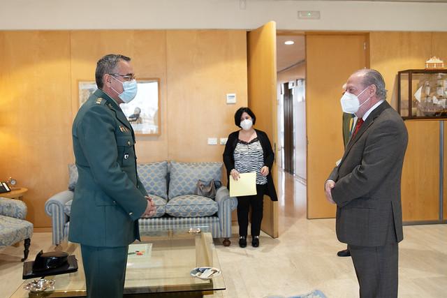 03-040321 Reunión Coronel de la Guardia Civil.