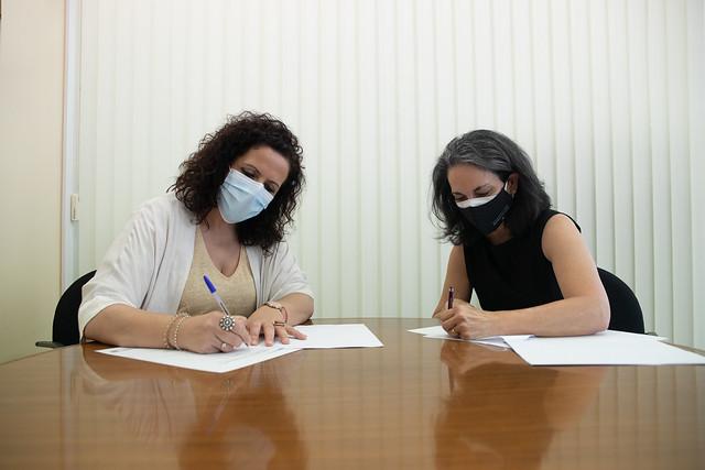 06-100621 La Diputación amplía la atención psicológica a mujeres víctimas de violencia sexual y de ciberdelincuencia de género y a menores a partir de 16 años.
