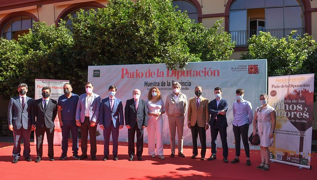 10-221021 Presentación de la XI Feria de Vinos y Licores de la Provincia de Sevilla