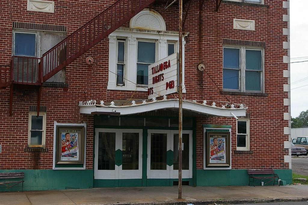 Cozy Theater At The Von Minden Hotel In Schulenburg Tx Flickr Photo Sharing