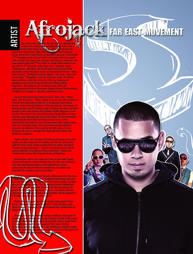 Afrojack | by L.Vincenti