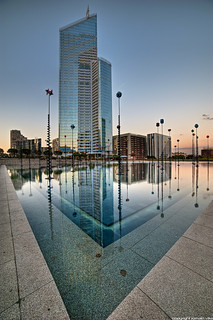 Tour First & bassin De Takis - La Defense | by romvi