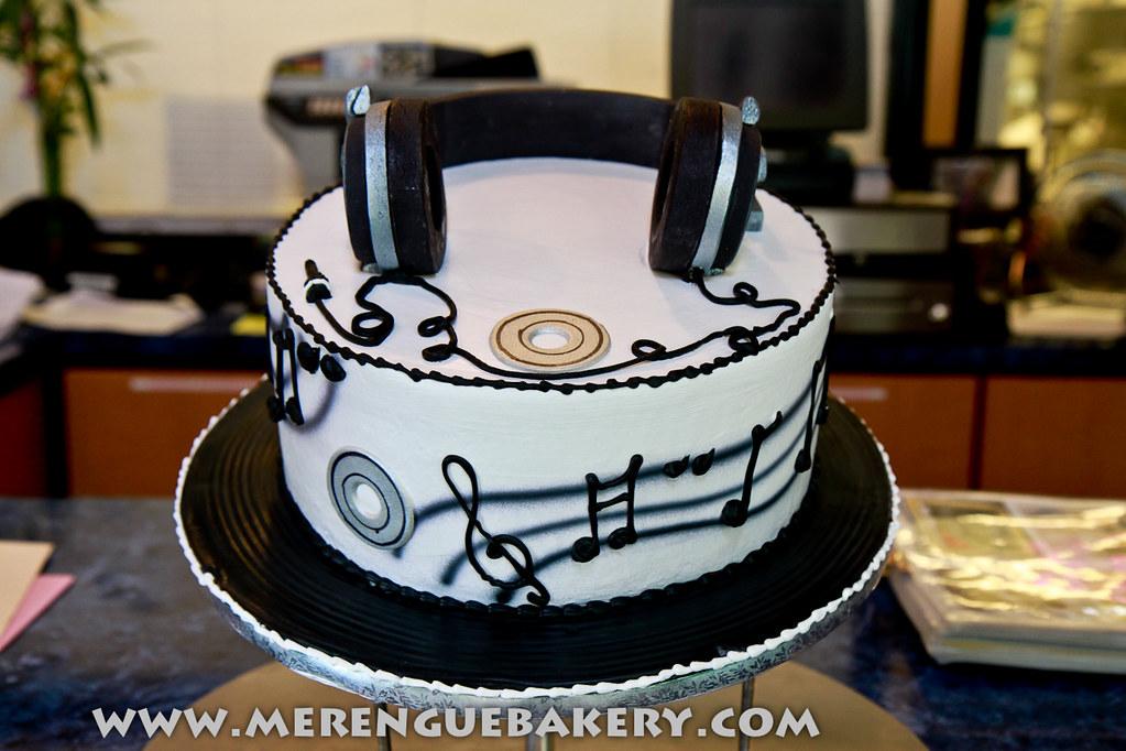Торт для dj фото