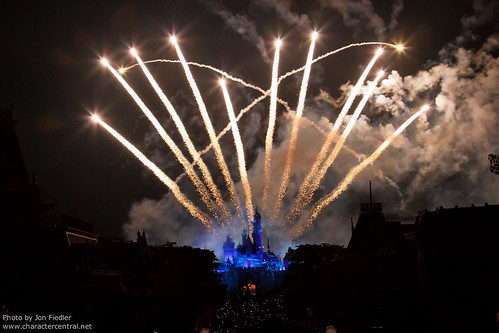 "HKDL July 2011 - ""Disney in the Stars"" Fireworks 
