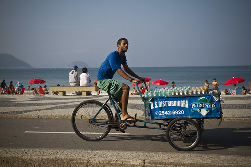 Rio Cargo Bike Culture_2 | by Mikael Colville-Andersen