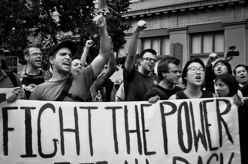 Fight The Power, Occupy Oakland (17 of 20) | by glennshootspeople