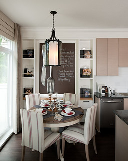 Eclipse - Kitchen/Dining Area | by Polygon Homes