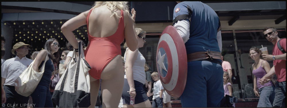 Los Angles: Captain Baywatch