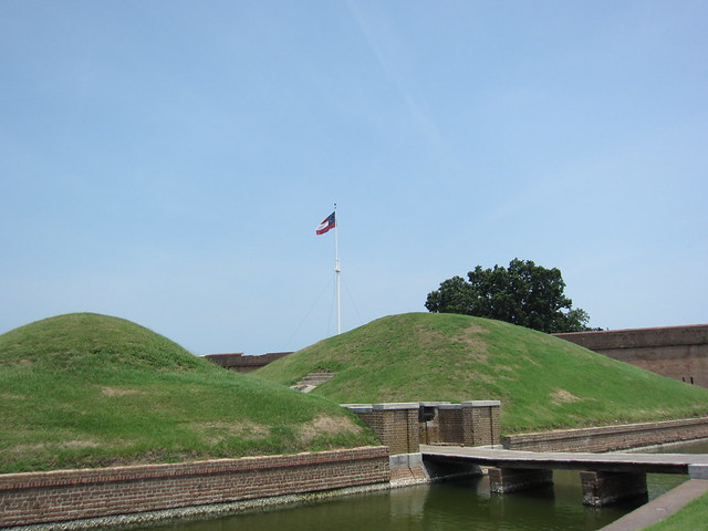 Ft Pulaski 3 Aug 11 1330