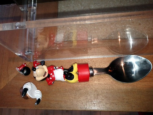 Defective Minnie Spoon, Disney Studios, Disneyland Paris .jpg | by gruntzooki