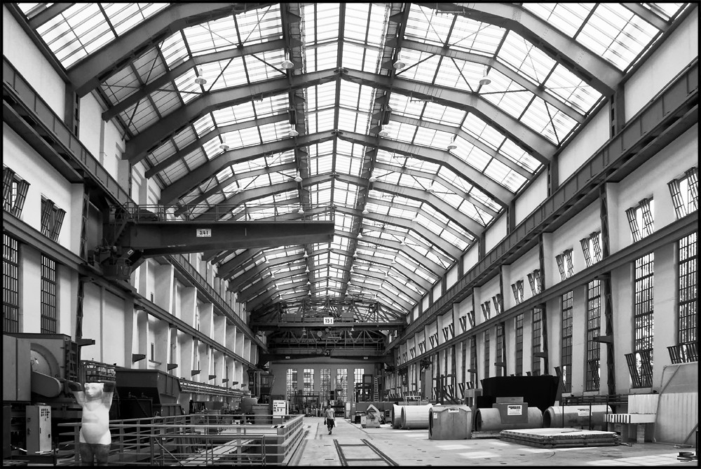 Peter behrens flickr photo sharing for Peter behrens aeg turbine factory