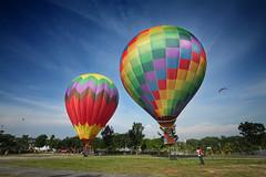 4th Putrajaya International Hot Air Balloon Fiesta 2012 by Vernon Lee