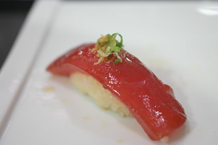Maguro (Tuna Marinated in Ginger Soy) | by Kung Food Panda