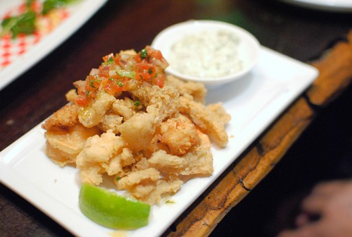 fried seafood | by Darin Dines