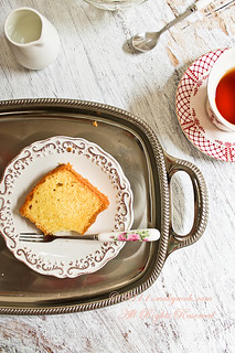 Butter Cake at Tea Time.... | by Smoky Wok (Jasmine)