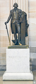 George Washington Statue | by USCapitol