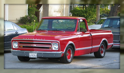 1967 Chevrolet C-10 Pickup '4Y757'53' 1 | by Jack Snell - USA