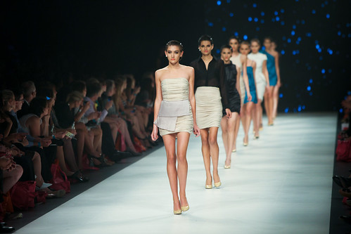Paris Runway 7 - presented by Harper's Bazzar | by Chealse V