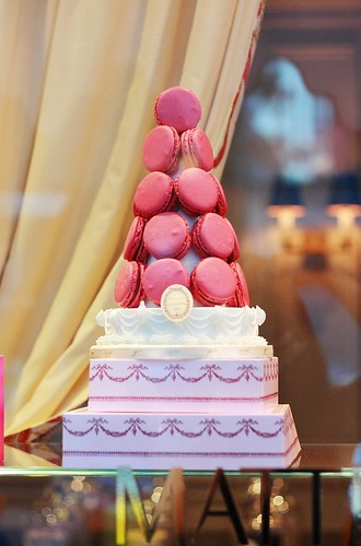 Laduree Macarons in NYC | by Xiaolu // 6 Bittersweets