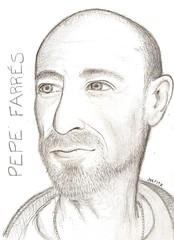 Pepe Farrés for JKPP by JulieFitzGerald