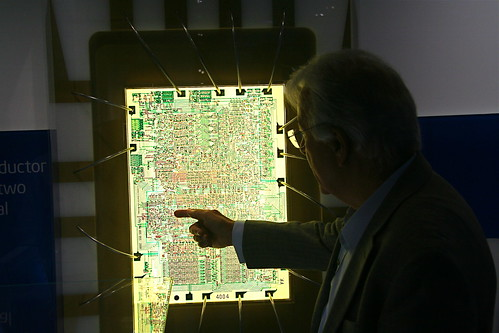 Designer Delves into Complexities of World's First Microprocessor | by IntelFreePress