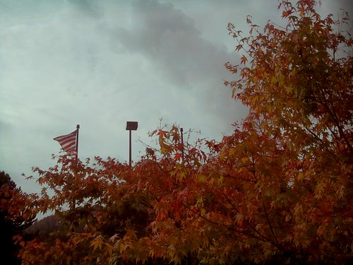 Old Glory in Fall | by KurtClark