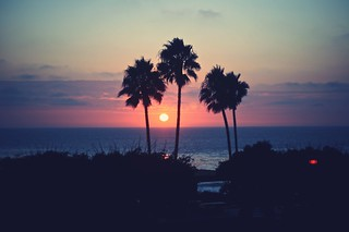 Sunset at Salt Creek [288/365] | by keut kate