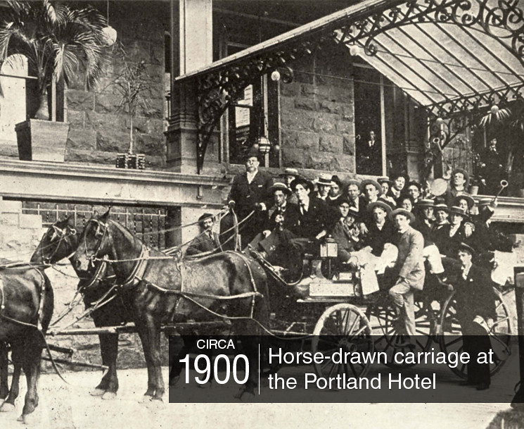 Horse Drawn Carriage 1900 1900 Horse Drawn Carriage