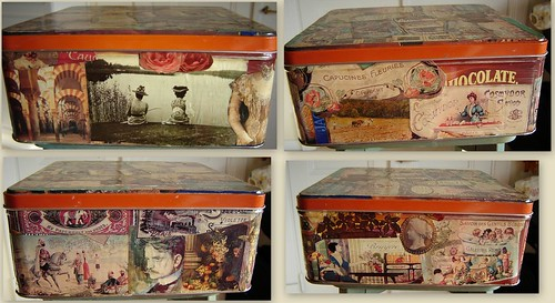 Belle Epoque Decoupage
