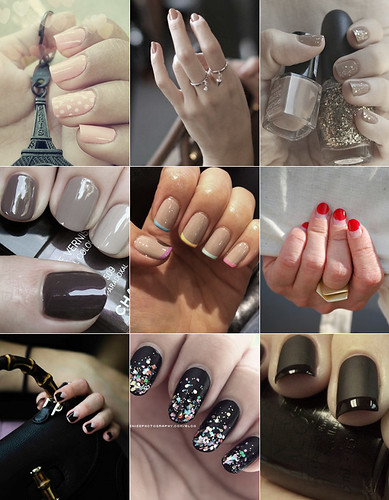 manicures | by AMM blog