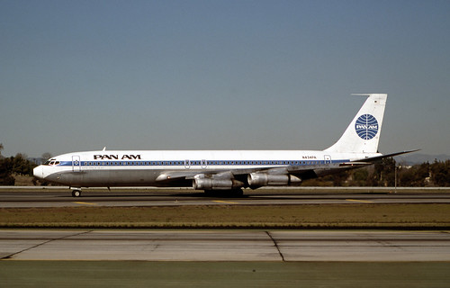 Pan Am Boeing 707-320B | by Ron Monroe