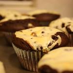 Black Bottom Cupcakes 003