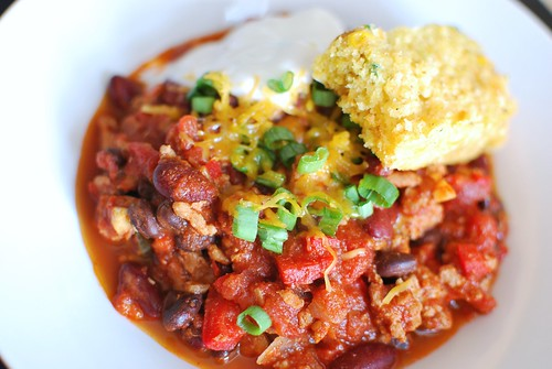 Turkey and Bean Chili | by The Culinary Chronicles
