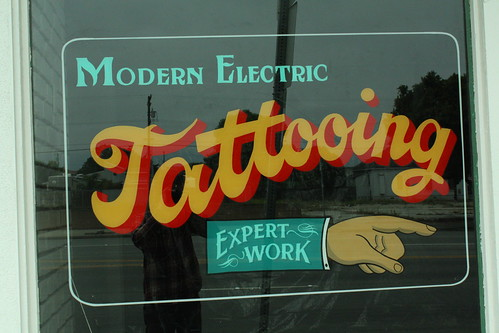 Tattooing | by dusty signs