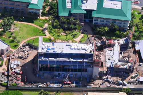 Cancer center construction underway | by UH System