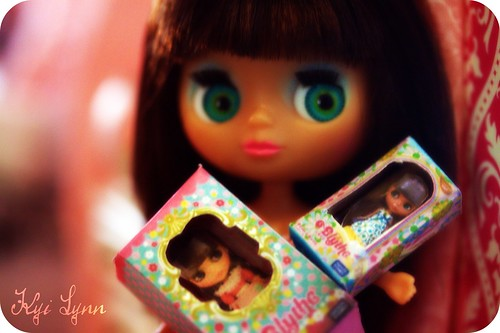 Blythe with Blythe | by © My Delicious Bliss