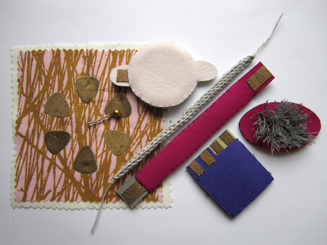Textile sensors