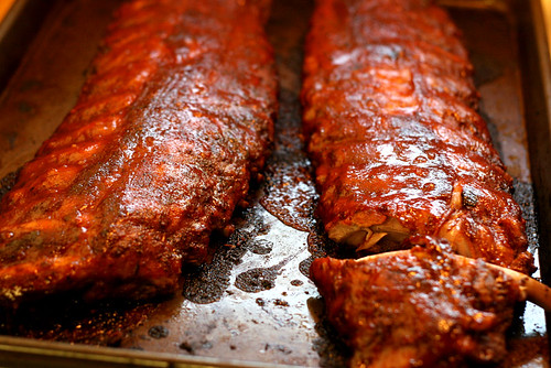 bbq ribs | by browniesfordinner
