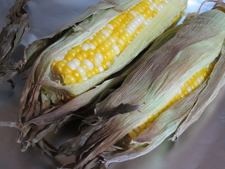 roasted corn | by Madison Bistro