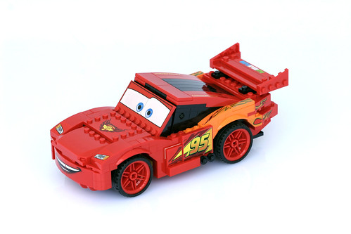 8484 Ultimate Build Lightning Mcqueen - 14 | by fbtb