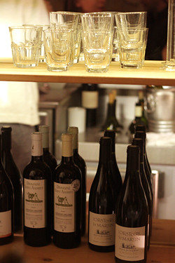verjus wine bar | by David Lebovitz