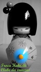 ♥ kokeshi ♥ by pedacinhos di pano - By Claudia