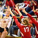 Indiana vs. Ohio State Womens Volleyball 2