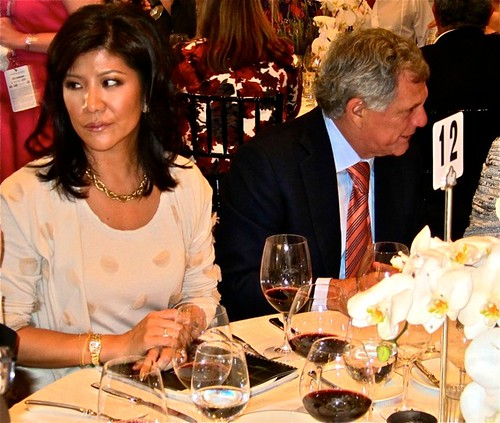 julie chen and les moonves | by jayweston4