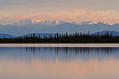 Alaska Lakeview by michel2103